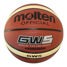 New Brand High Quality Size 5 Molten New GW5 Basketball Ball PU Leather Teenager Basketball Free Gift Basquete Net+Pin