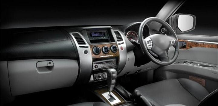 Mitsubishi Pajero Sport 2008-2