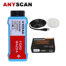 Professional VXDIAG VCX NANO for F0rd/Mazda 2 in 1 with IDS V105 V101 Better than VCM 2 VCM II for FORD Diagnostic Tool