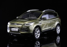 Diecast Car Model Ford Kuga 1:18 (Amber Gold) + SMALL GIFT!!!!!!!!!