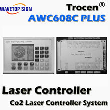 Trocen Anywells AWC608C PLUS Co2 Laser Controller System for Laser Cutter Engraver(China)