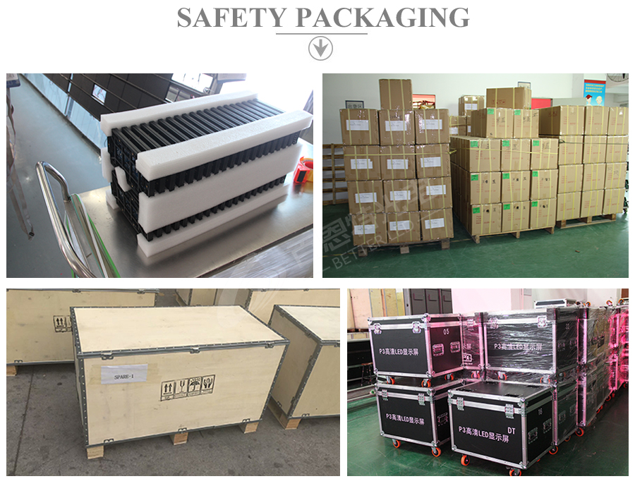 Safety packaging
