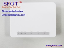 Network Routers Telecom Equipment ONU GPON GEPON ONU ONT,2GE+VOIP GPON ONU, work with ZTE Fiberhome OLT.