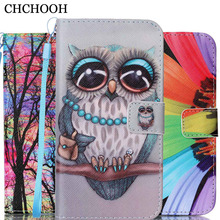 Cool Design Print Leather Cell Phone Flip Case Cover For Samsung Galaxy S4 S5 S6 S6 edge Plus S7 S7 edge with Card Slots Bags