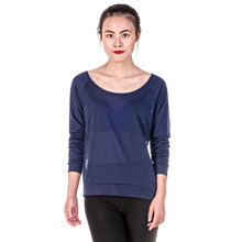 Euro Plus Size Fashion Womens Long Sleeve Shirt Casual Back Lace Blouse Loose Cotton Tops shirt S-4XL