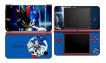SONIC HEDGEHOG 333 Vinyl Skin Sticker Protector for Nintendo DSI XL LL for NDSI XL LL skins Stickers