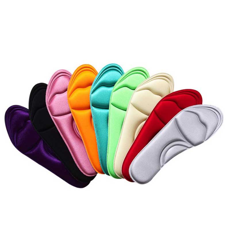 Memory Cotton Thickened Insole Slow Summer Sweat Absorbent Breathable Insole<br><br>Aliexpress