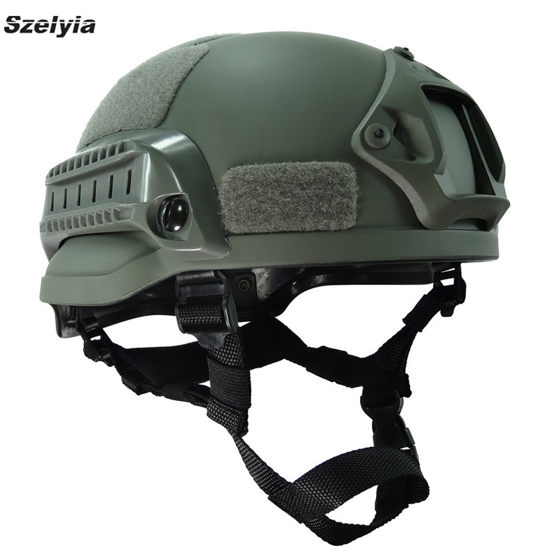 Airsoftsports Paintball Helmet Mich 2002 2000 2001 Army Military Tactical Helmet Airsoft Accessories Fast Helmet Airsoft Tactico<br>