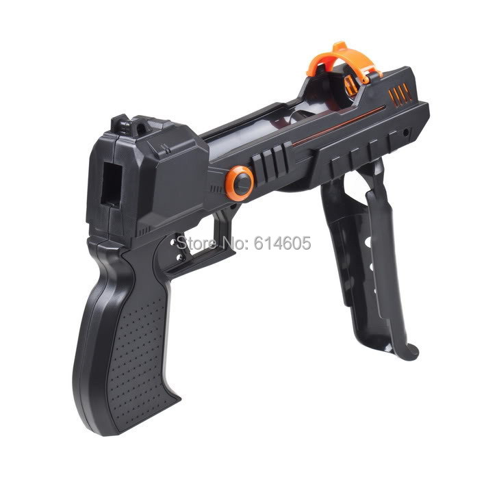 Precision Shot Hand Gun for Sony PS3 PS Move Motion Controller Shooting Game(China (Mainland))