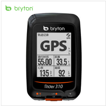 Bryton Rider 310 Enabled Waterproof GPS cycling bike mount wireless speedometer with bicycle garmin edge 200 500510 800810 mount