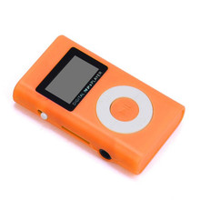Best Price Fashion Running USB Mini MP3 Player LCD Screen Support 32GB Micro SD TF Card  With Free Shipping H3T29