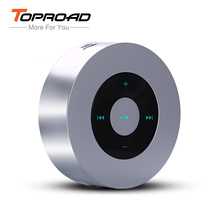 TOPROAD Mini Bluetooth Speaker Wireless Stereo coluna Touch Screen kolon Handsfree TF Card AUX Column Loudspeakers for iPhone(China)