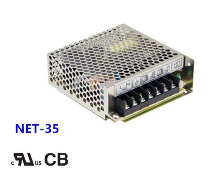 Free shipping 1pc  NET-35A 29.5w 5v  3A Triple Output Switch Power<br>