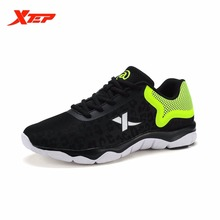 XTEP Original Comforable Breathable Men Sneakers Running Walking Shoes Super Light Mesh Men's Sports Shoes 984119119373