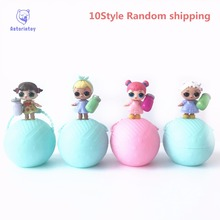 LOL Boneca Doll in Ball Suprise Toys Series 1 Series 2 Little Sisters lol Boneca Surpresa Eggs Surprise Kids Christmas Gift Toy