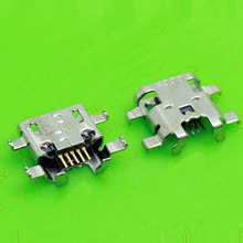 10pcs/lot USB charger connector for Sony Ericsson Xperia M2 D2303 D2306 D2305 S50H charging connector dock plug port(China)