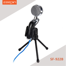 ZEEPIN SF-922B Professional USB Microphone Condenser Clear Digital Sound with Shock Mount for Computer Notebook Karaoke