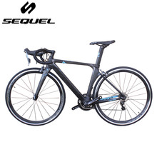Carbon Fiber bike Frame/Fork/Seatpost Cycling Bicycle carbon road bike SHIMANO 22 Speed 4700 and 5800 Group Set Bicicleta
