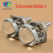 "3.0"" Universal Hella G5 Projector lens With Special  Xenon Bulb High Bright for H1 H7 9006 Auto Headlamp"