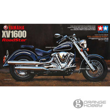 OHS Tamiya 14080 1/12 XV1600 RoadStar Scale Assembly Motorcycle Model Building Kits