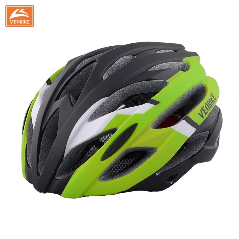 VEOBIK Professional Cycling Road Bike Cycling Helmet Men Bicycle Integrally  Molded Ultralight MTB Sport Helmet Casco Ciclismo 299491188