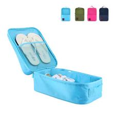 Packing Cubes Bags for Shoes Waterproof Nylon Shoe Bag to Travel Luggage Duffle Bag Women Bolsas de Deportes para Gimnasio Mujer(China)