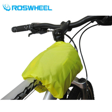 ROSWHEEL Cycling Bicycle Front Frame Bag Rainproof Cargo Cover For Bike Top Tube Bag Protection From Rain And Dust proof