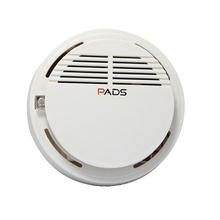 PS810 Portable High Sensitive Stable Stand Alone Photoelectric Smoke Detector Home Security Fire Alarm System Smoke Detector(China)