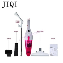 JIQI Vacuum cleaner home ultra quiet hand-held small power carpet small power 0.8L 600W Three kinds of head(China)