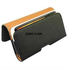 New Smooth  /Lichee Pattern Leather Pouch Belt Clip bag For nokia e72 Phone Cases cover