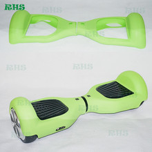 5sets RHS newest self balancing scooter accessories top quality silicone half protective cover 6.5 inch free shipping