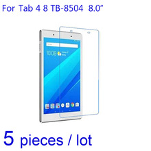"5pcs Tablet Screen Protector Clear/Matte/Nano Explosion-Proof Protective Films Lenovo Tab 4 10 10.1""/8 TB-304/8504 8.0"" pad"