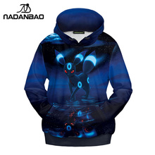 NADANBAO New Autumn Pokemon Women Hoodies Sweatshirt Fashion Chandal Mujer Completo Harajuku Sweatshirts Women Clothing(China)