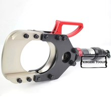 hydraulic cable cutters cut 132mm armoured Cu/Alu cable