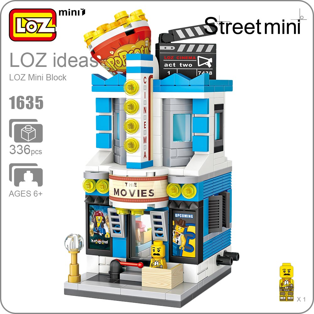 LOZ-Mini-Blocks-Brick-Toy-Cinema-Model-Movie-Theater-Cine-Architecture-Building-Blocks-City-Street-View (1)