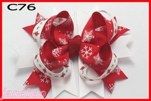 free shipping145pcs fashion Christmas hair bows character bows & korker bows & boutique hair bows(China)