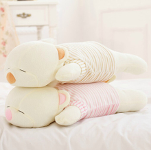 Free Shipping Large 60 cm Teddy Bear Stuffed Animals Toys Plush Doll, Giant Stuffed Bear Plush Toy For Girl Friend/Children(China)