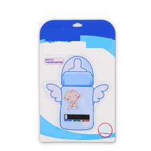 thermometer para baby Milk Bottle Temperature Test Paper Strip Thermometer Sticker Baby Safety Thermometers Measuring Card