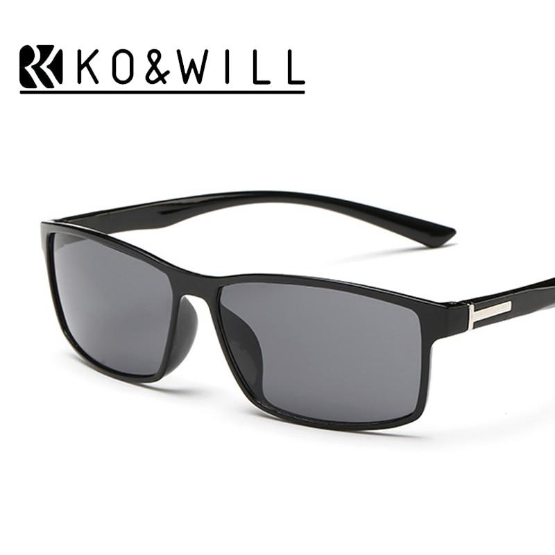 KOWILL Sunglasses men 2017 Polarized Driver Mirror Male Fishing Glass TR90 Outdoor Sport Eyewears Lunette De Soleil Homme 3703PY<br><br>Aliexpress