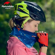 Naturehike Sports Uv Protector Quick Dry Mask Outdoor Cycling Sand Control Scarf Hiking Warmer Collar Headband For Men Women(China)