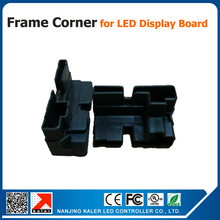 4pcs a lot led display sign aluminum frame corner straight 2590 china factory direct supply led display board frame(China)