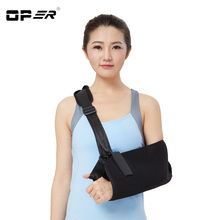 OPER Arm Support Shoulder Belt Adjustable Breathable Medical Arm Sling Clavicle Fracture Surgery Dislocation Broken EO-80(China)