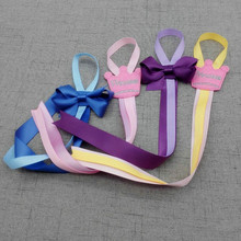 Ribbon bowknot Storage tape hair clip Embroidery finishing Holding band hair accessories Hairpin barrette Organizer band OR01