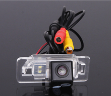 Big Discount ! Waterproof Car Rear View Camera Back Up Reverse 170Wide Angle Color Parking Revising Auto Cam for BMW 320i 523Li