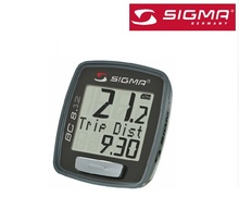 SIGMA BC 8.12 Waterproof Bicycle Speedometer Road Bike Computer Mountain Bike Wire Odometer Cycling Odograph(China)