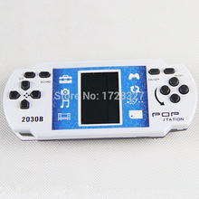 New Arrivel Classical Game Players Handled Tetris game console for Kids High Quality Children Educational Toy free shippingWJ004