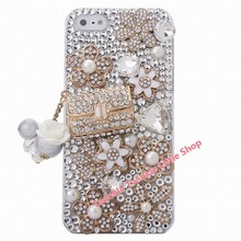 Rushed Freeshipping 3d Hard Back Phone Cases For Apple Iphone For Iphone 5s Case Plastic Dirt-resistant Mobile Phone Shell(China)