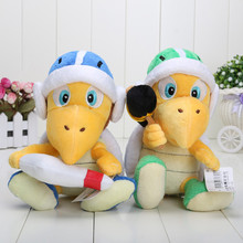 Wholesale Super Mario Brothers Plush Toy 2X Koop 2X Koopa Troopa Hammer & Boomerang Boomerang plush toy retail 2pcs/lot 8'' 20cm