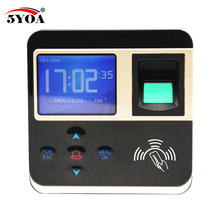 5YOA 5YBF211A Fingerprint Password Key Lock Access Control Machine Biometric electronic door lock RFID reader scanner system(China)