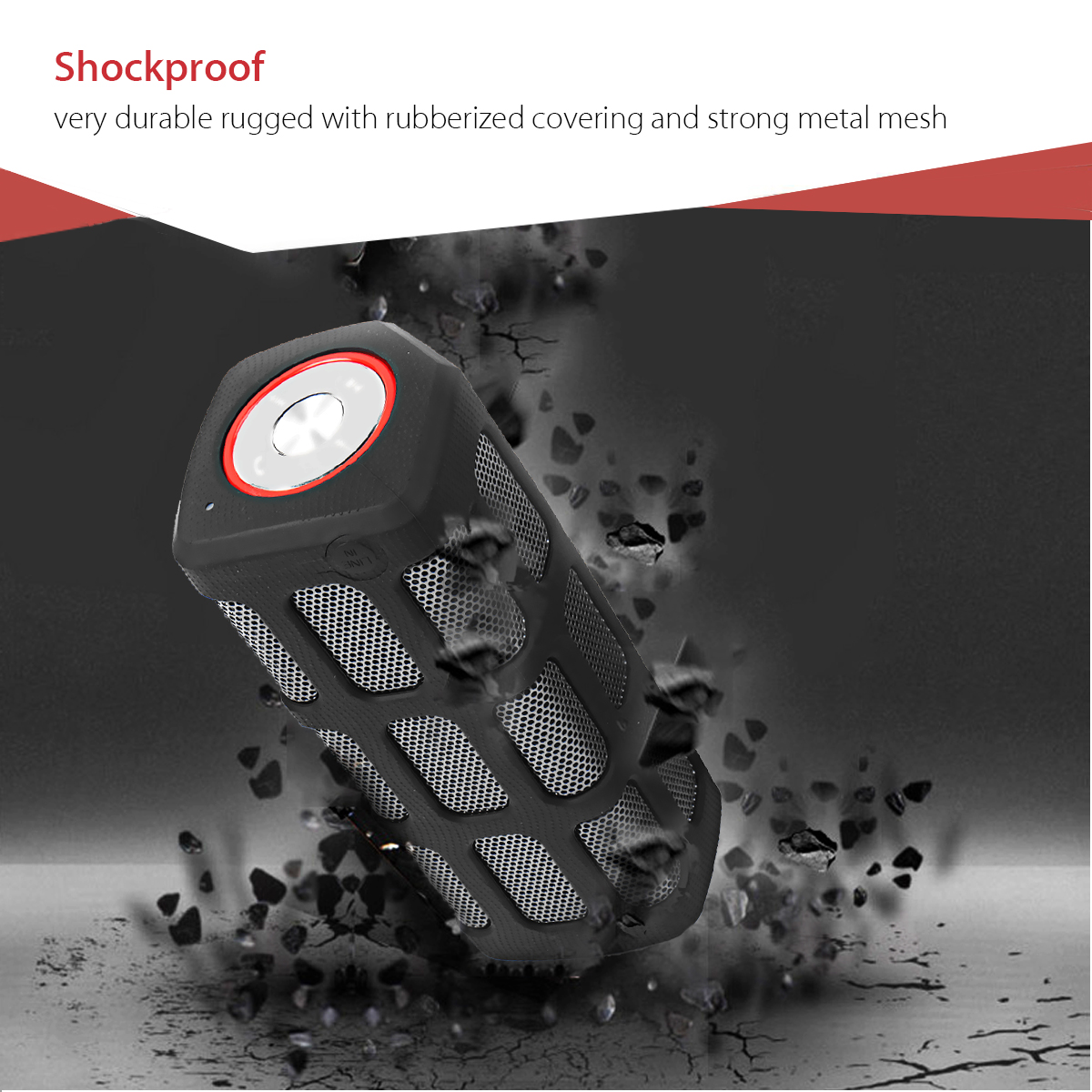 Bluetooth Speaker (Outdoor) 5